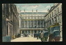 Somerset BATH Grand Pump Room Hotel Advert Goad-Road Coal Co pre1919 PPC
