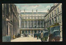 Somerset BATH Grand Pump Room Hotel Advert Goad-Road Coal Co pre1919 PPC