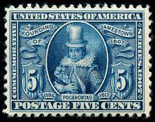 momen: Us Stamps #330 Mint Og Nh Vf/Xf Pse Cert