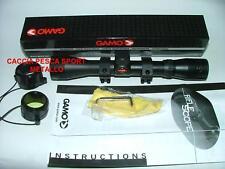 OTTICA VISORE LC 4x32 WR GAMO carabina 4,5 5,5 piombini