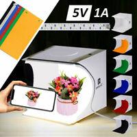 Light Room Mini Photo Studio Photography Lighting Tent Backdrop Cube Box J8P7