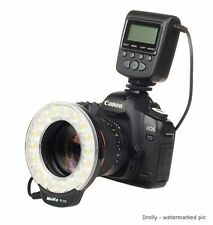 MEIKE FC-110 MACRO RING LED FLASH PER TUTTE LE FOTOCAMERE CON SLITTA FLASH