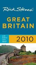 Rick Steves' Great Britain 2010 with map by Steves, Rick