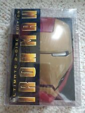 Iron Man Ultimate 2-Disc Edition DVD! New