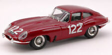Jaguar E Coupe' #122 Targa Florio 1963 Ravetto / Baggio 1:43 Model BEST MODELS