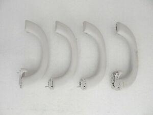 ☑️ 03-09 W211 MERCEDES E63 E550 E500 E55 SET OF 4 FOUR ROOF GRAB HANDLE GREY #2