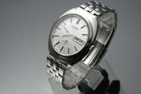 Vintage 1971 JAPAN SEIKO LORD MATIC WEEKDATER 5606-7160 23Jewels Automatic.