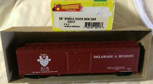 ROUNDHOUSE HO - 50ft Box Car - Delaware & Hudson
