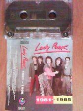 @@@@@ LADY PANK *** 1981 - 1985 Polish rock / Borysewicz Panasewicz