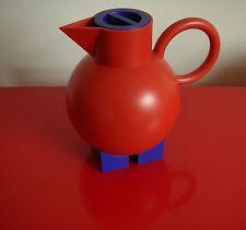 ALESSI THERMOS MEMPHIS Euclide Design Michael Graves 1994 Caraffa Vintage Carafe