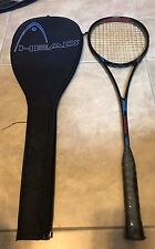 Vintage Head Pursuit Squash Racquet w/ original case New