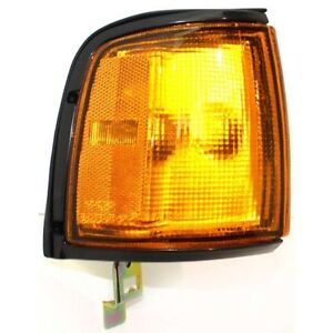 New Corner Light (Passenger Side) for Isuzu Pickup IZ2521103 1988 to 1997