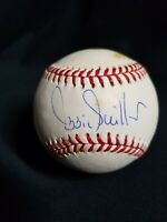 OZZIE GUILLEN Signed Official MLB Baseball Chicago White Sox 05 WS Series Champs