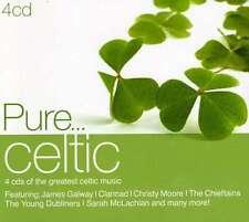 Bure...Celtic - BOX [4 CD] SONY MUSIC