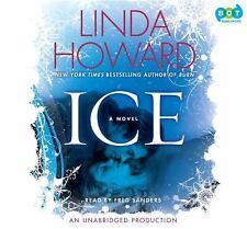 Linda Howard ICE Unabridged  CD *NEW* $30 Value FAST Ship!