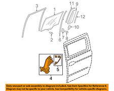 HONDA OEM 05-10 Odyssey Side Sliding Door-Window Lift Regulator 72750SHJA22