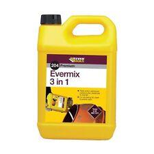EVERBUILD 204 EVERMIX 3 IN 1 25L ADMIXTURE WATERPROOFER PLASTICISER CEMENT 25LTR