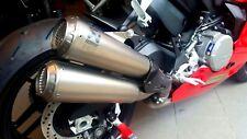 Akrapovic Auspuffendrohre Titan Ducati Panigale 959 mit ABE 96481061A