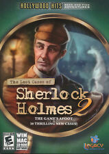 The Lost Cases of SHERLOCK HOLMES 2 II - Hidden Object Mystery Puzzle PC & MAC
