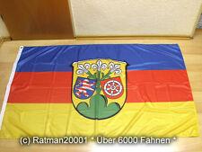 Fahnen Flagge Wetter Hessen Digitaldruck - 90 x 150 cm