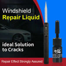 Us Pdr Car Glass Chips Crack Repair Tool Diy Windshield Windscreen Recovery Kits