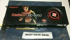 Diamond AMD Radeon HD 6950 Graphics Card 2GB DUAL DVI HDMI FREE SHIP