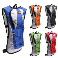 Outdoor Climbing Hiking Cycling Hydration Pack Backpack & 2L Water Bag Bladder