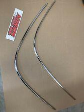 Mopar E Body 1970-74 Vinyl Top Chrome Trim Cuda  Polished   Factory Parts   USA