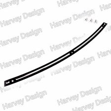 Edge Cut Beveled Windshield Trim For 96-13 Harley Touring Street Glide Electra