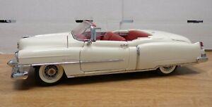 The 1953 Cadillac Eldorado 1:16 Diecast Danbury Mint