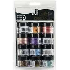 Jacquard Pearl Ex Powdered Pigments 3g 12/Pkg Series 3 NEW