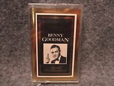 Dejavu The Gold Collection Cassette Tape Benny Goodman NOS SEALED 5-120-4 Italy