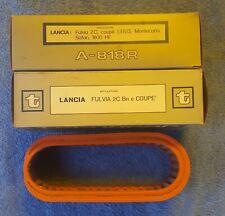 Lancia Fulvia 2C Berlina / Coupe 1.3, 1600HF Air Filter element Technocar A818-R