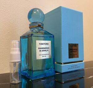 Tom Ford Mandarino Di Amalfi Eau De Parfum 10ml Spray Atomiser EDP