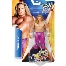Mattel WWE Triple H (HHH) Summer Slam Heritage Series 2014 Toy Action Figure