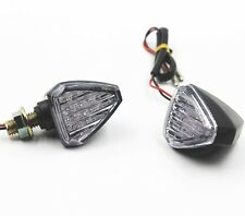 LED Turn Signal Light Indicator Motorcycles For Hyosung Aprilia Buell Offroad