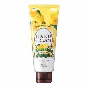 Kose Precious Garden Hand Cream 70g Citrus Japanese Yuzu scent from Japan