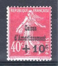 """FRANCE STAMP TIMBRE 266a """" VARIETE SANS POINT SUR i DE CAISSE """" NEUF xx TTB P630"""