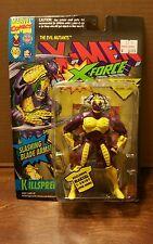 The evil mutants x-men xforce killspree figure 1994 toy biz