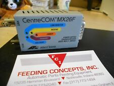 Allied Telesyn CentreCOM MX26F Fiber Optic Transceiver IEEE 802.3 (MAU)
