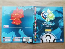 Alemania 2006 World Cup WM WC 06 Panini Stickers Album complet + packet