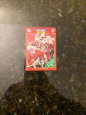 1989 PRO SET Football #494 BARRY SANDERS ROOKIE........NM-MT+