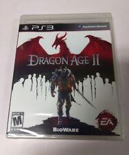 Dragon Age II (Sony PlayStation 3, 2011) new ps3