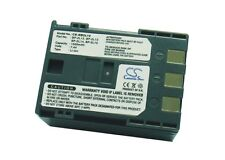 7.4V battery for Canon MD120, MV960, MD245, MD265, MVX35i, ZR200 Li-ion NEW