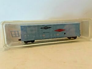 Red Caboose Thrall All Door Box Car Bennett Lumber Co. N Scale RN-172442-4