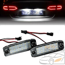 Error Free LED Number License Plate Light For Hyundai Sonata 09-15 Kia Sportage