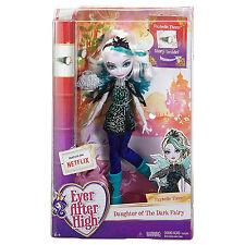EVER After High faybelle Thorn FIGLIA DEL BUIO FAIRY bambola (cdh56) da MATTEL