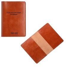 Premium Leather Passport Holder Passport Cover Case Wallet for Men Women Travel