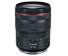 New Canon RF 24-105mm f/4L IS USM Lens (White Box)