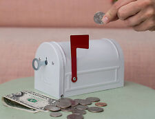 Mailbox Money Coin Bank - FREE SHIPPING